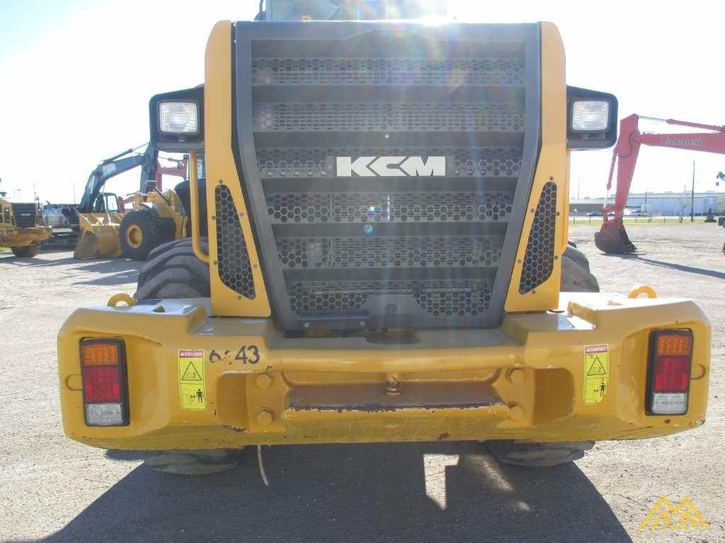 KCM 70Z7 Wheel Loader 2