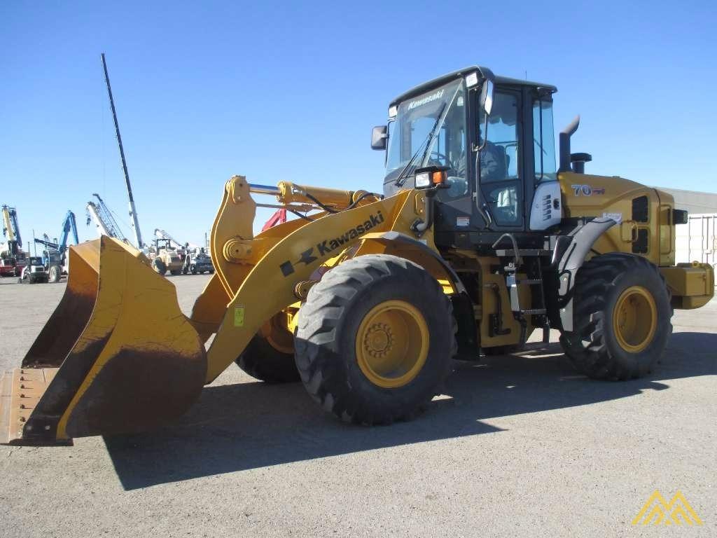 KCM 70Z7 Wheel Loader 3
