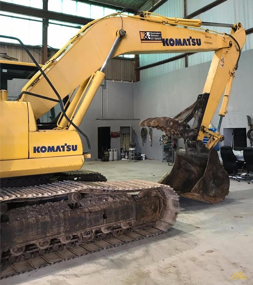 Komatsu PC200 LC-8 Crawler Excavator 0