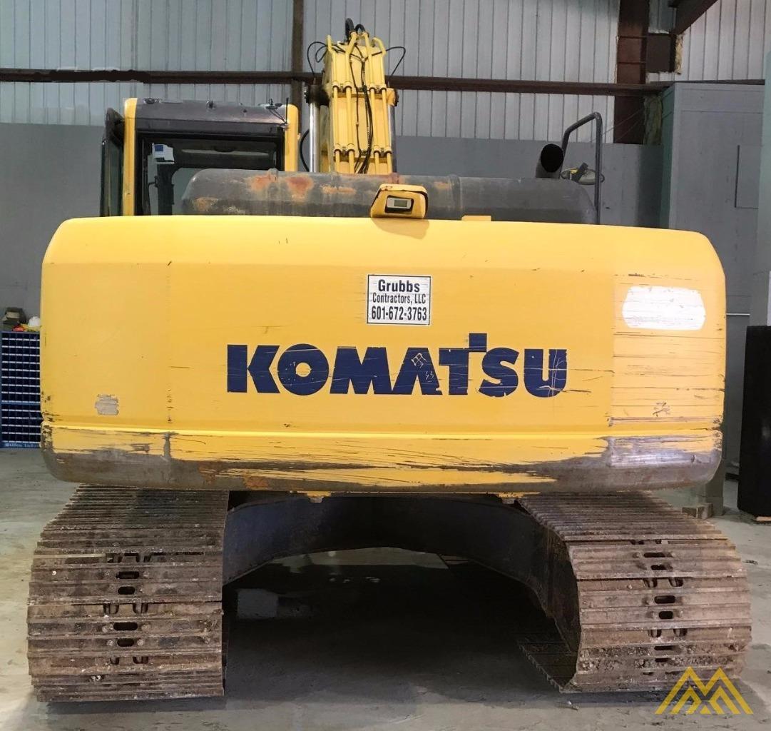 Komatsu PC200 LC-8 Crawler Excavator 2