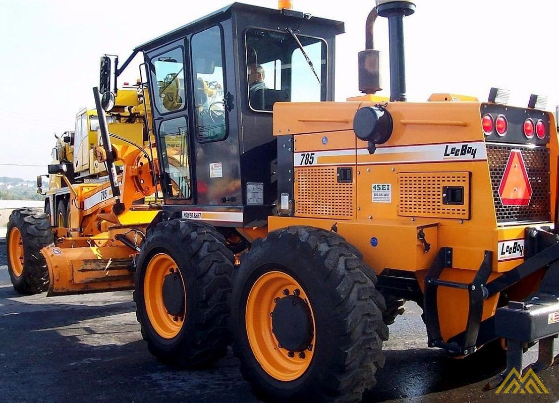 LeeBoy 785 Motor Grader 4