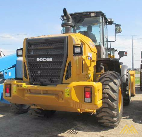 Low Hours!! KCM 70Z7 Wheel Loader 3