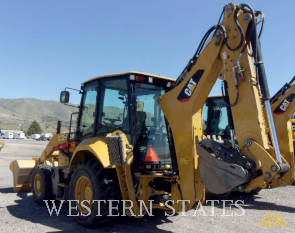 Low Hours on CAT 420F2 IT Backhoe Loader 0