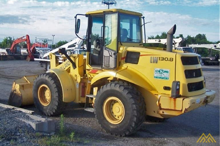 New Holland LW130B Wheel Loader 0