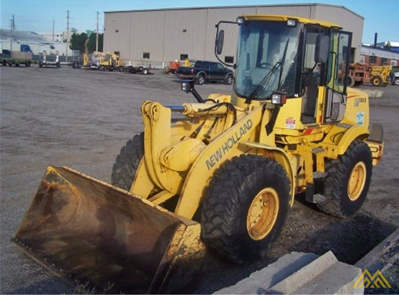 New Holland LW130B Wheel Loader 1