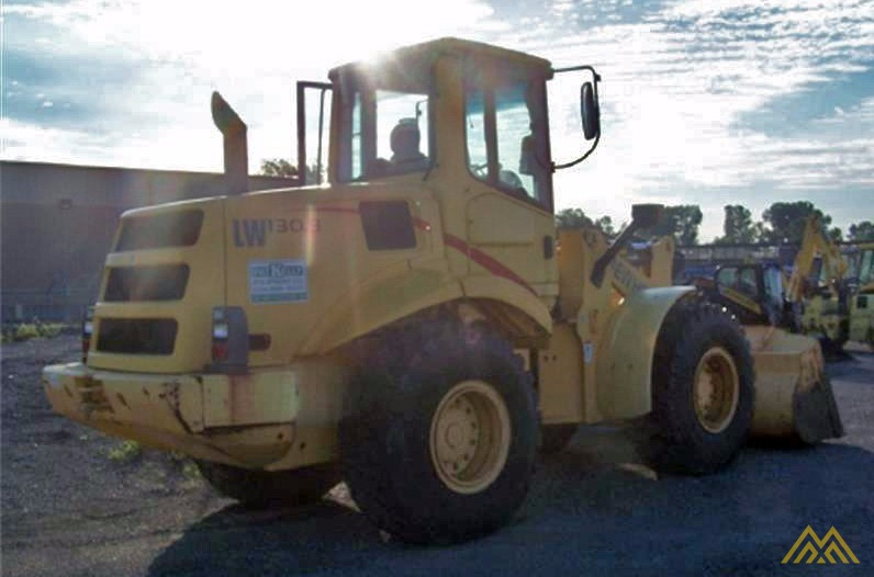 New Holland LW130B Wheel Loader 2