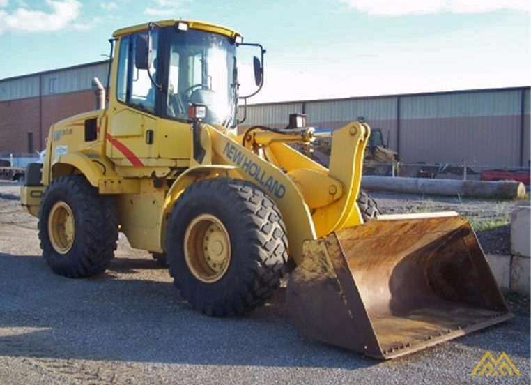 New Holland LW130B Wheel Loader 3