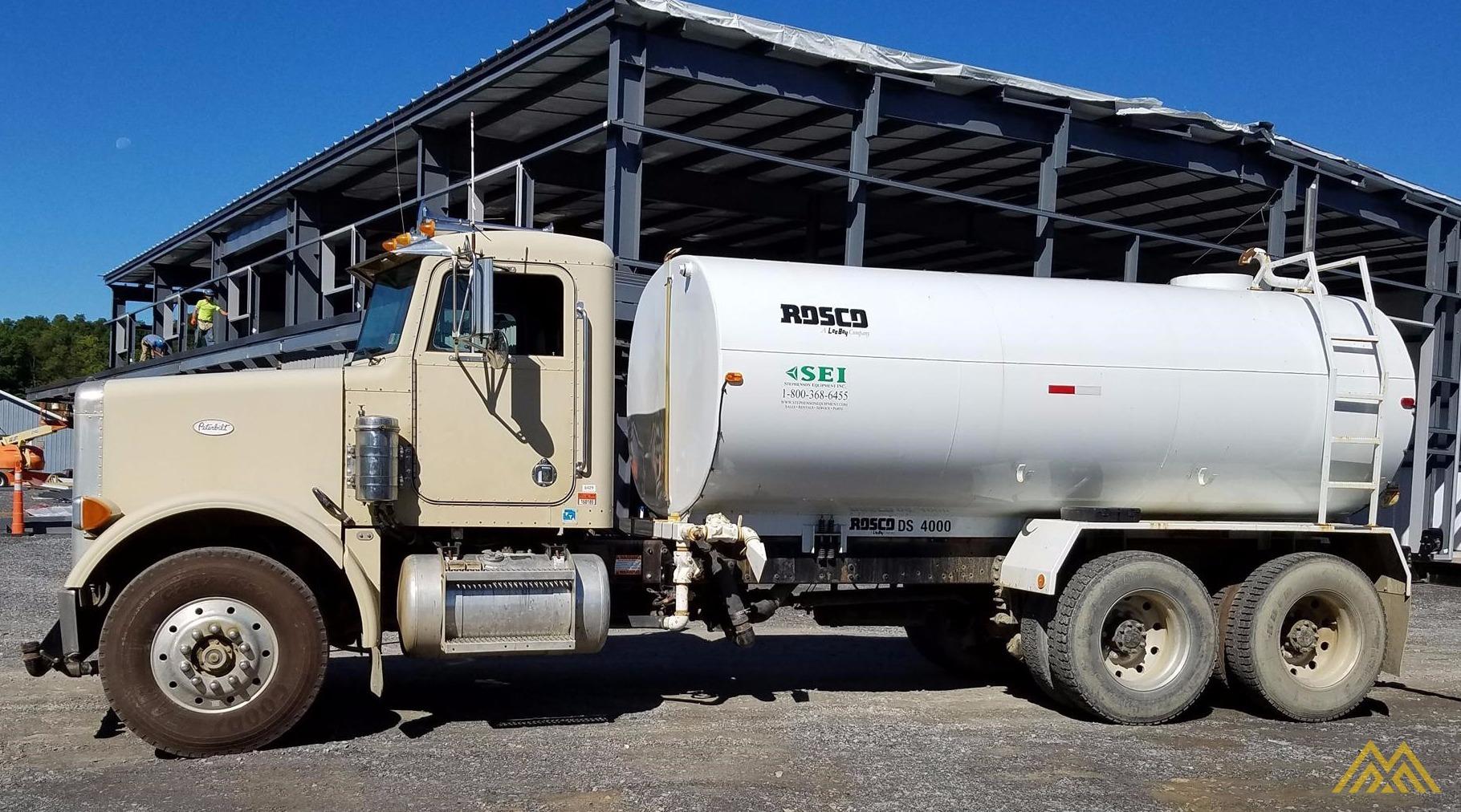 Rosco DS4000 Water Truck 0