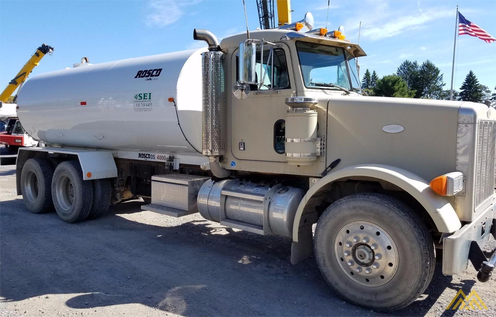 Rosco DS4000 Water Truck 1