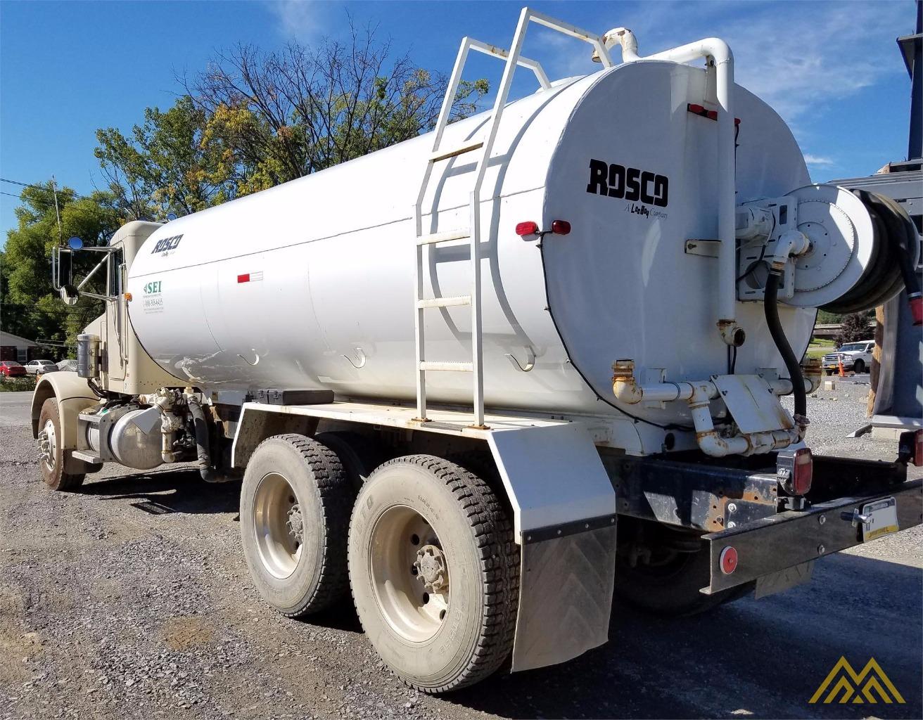 Rosco DS4000 Water Truck 2