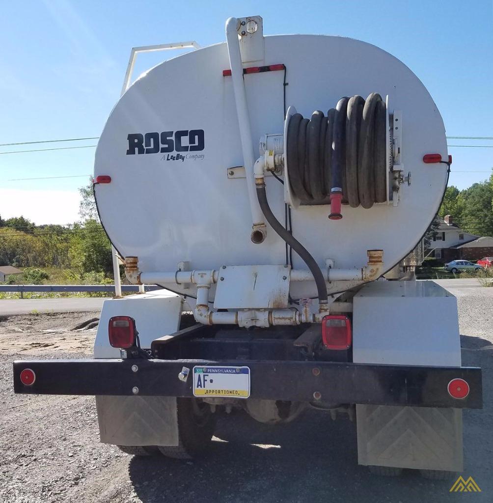 Rosco DS4000 Water Truck 5
