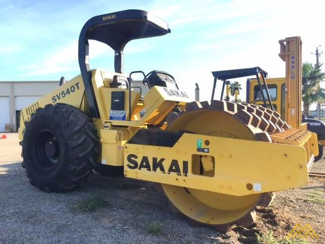 Sakai SV505T-I Padfoot Roller for Sale in Texas 0