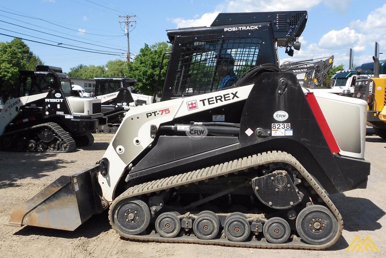 Terex PT-75 Crawler Skid Steer 0