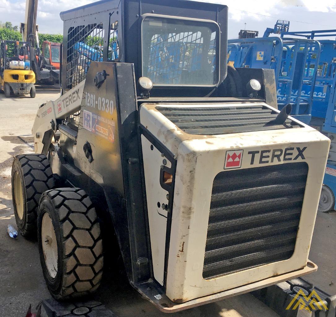 Terex TSR-60 Skid Steer Loader 2