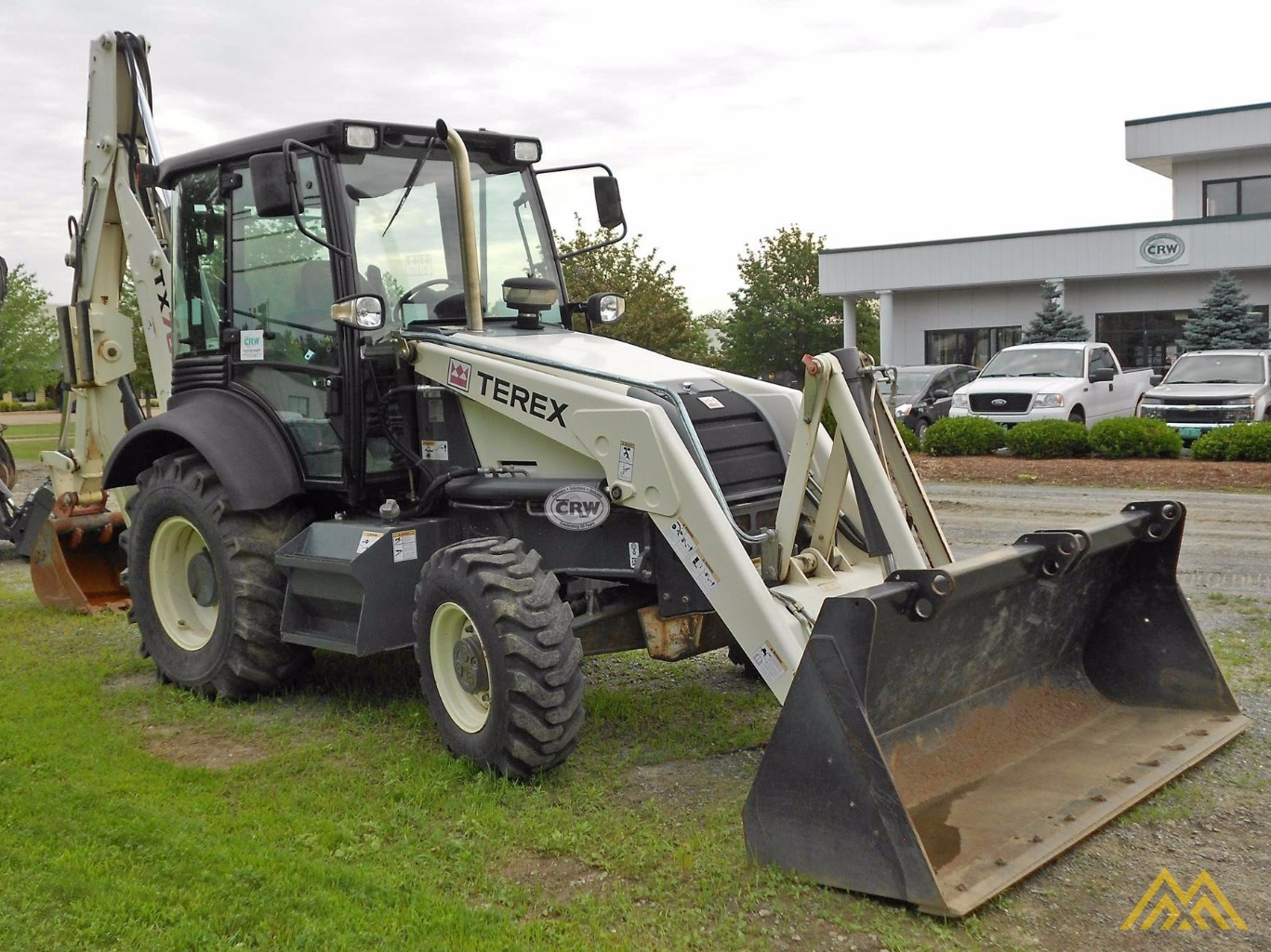 Terex TX760B Backhoe Loader 1