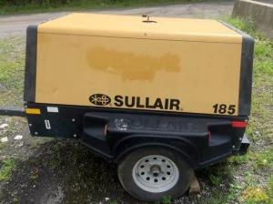 2008 Sullair Portable Air Compressor