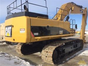 2011 CAT 390D L Superstructure Available