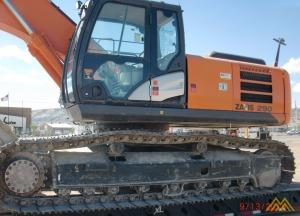 2012 HITACHI 290ZXLC-5