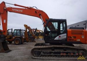 2013 HITACHI 180ZXLC-5