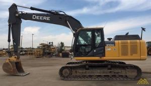 2013 JOHN DEERE 210G LC Excavator