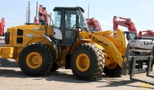 2013 Kawasaki 80Z7 Wheel Loader