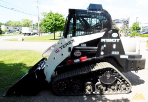 2014 Terex R190T Compact Track Loader