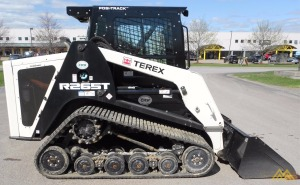 2015 Terex R265T Compact Track Loader