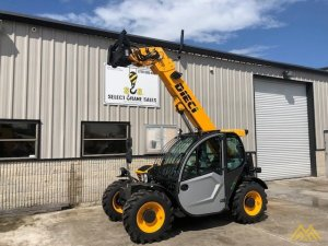 Dieci MINI AGRI 25 6 Telehandler For Sale or Rent DIECI