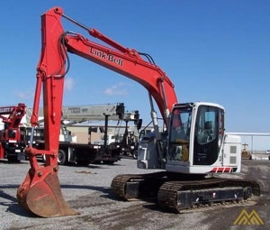 Link-Belt 135 Spin Ace Excavator