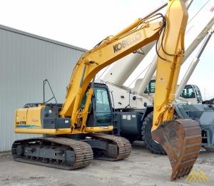38,000 lb. Kobelco SK170-9 Hydraulic Excavator