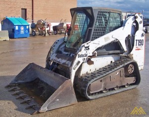 Bobcat T190 Compact Tracked Loader
