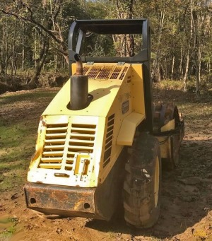 Bomag BW177PDH-3 Padfoot Compactor