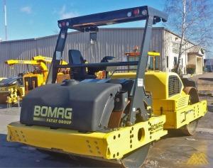 Bomag BW278AD-4 Tandem Roller