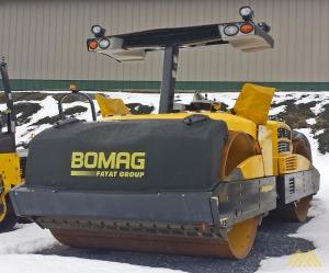 Bomag BW284AD Tandem Roller