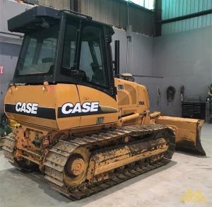 Case 750L LT Crawler Dozer