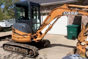 Case CX36B Compact Excavator
