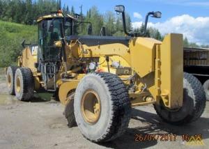 CAT 14M Motor Grader in Ontario