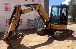 CAT 304C Compact Excavator