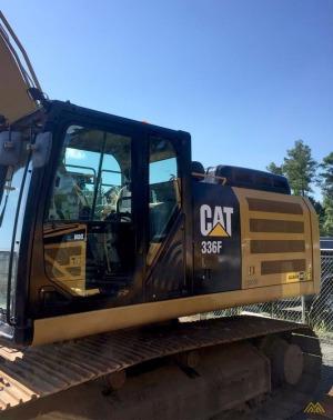 CAT 336F L Crawler Excavator