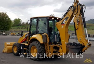 CAT 4202 ST Backhoe Wheel Loader in Idaho