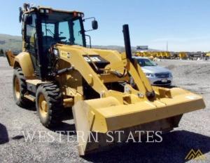 CAT 420F2 ST Backhoe Loader in Idaho