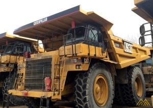 CAT 777D Rigid Off Highway Dump Truck