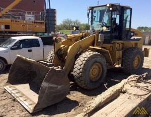 CAT 938h Wheel Loader