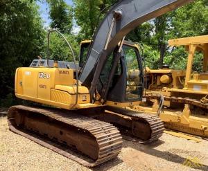 Deere 120D Crawler Excavator