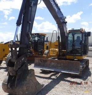 Deere 130GLC Excavator