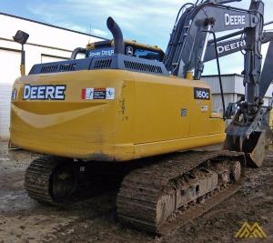 Deere 160GLC Excavator