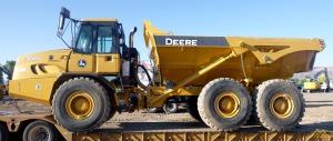 Deere 300D-II Articulating Dump Truck