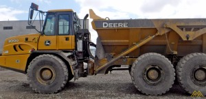 Deere 300D-II Articulating Truck