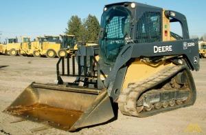 Deere 329D Compact Track Loader