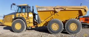 Deere 410E Articulating Dump Truck